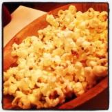 Bacon Fat Popcorn at Brookville Restaurant.
