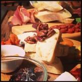 Charcuterie Plate at Pippin Hill Farm.
